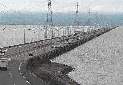 San Mateo Hayward Bridge